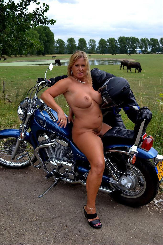 Consider, that Milfs on bikes think